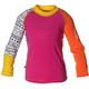 Isbjörn Sun Longsleeve Shirt Children orange/pink